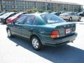Sierra Green Metallic - Tercel DX Sedan Photo No. 8