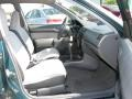 Sierra Green Metallic - Tercel DX Sedan Photo No. 10