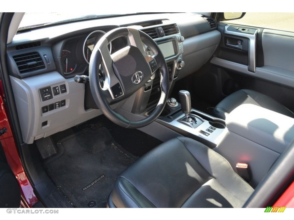 2013 Toyota 4runner Sr5 4x4 Interior Color Photos