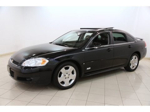 2009 chevrolet impala ss data info and specs. Black Bedroom Furniture Sets. Home Design Ideas