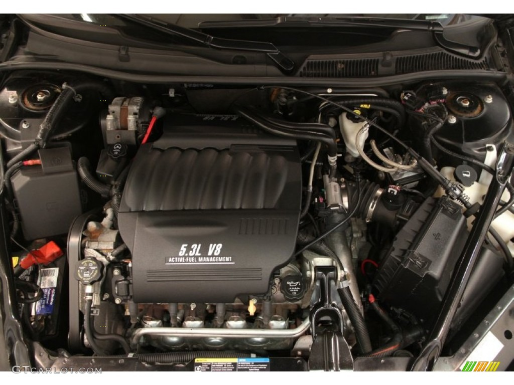 2009 chevy impala ss horsepower