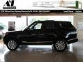 Santorini Black Metallic 2014 Land Rover Range Rover Supercharged