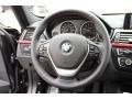 Black Steering Wheel Photo for 2014 BMW 3 Series #95404430