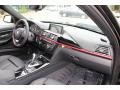 Black Dashboard Photo for 2014 BMW 3 Series #95404592