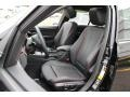Black Front Seat Photo for 2014 BMW 3 Series #95404940