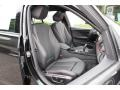 Black Front Seat Photo for 2014 BMW 3 Series #95405225