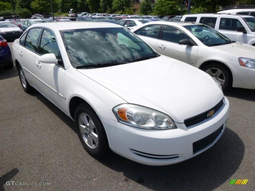 White 2006 Chevrolet Impala Lt Exterior Photo 95411624