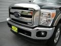 2012 Green Gem Metallic Ford F250 Super Duty Lariat Crew Cab 4x4  photo #10