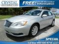 Bright Silver Metallic 2011 Chrysler 200 Touring