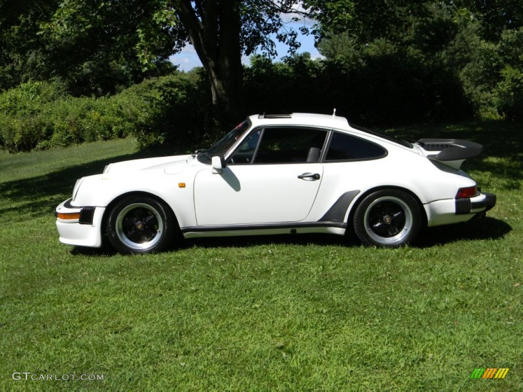 grand prix white 1980 porsche 911 turbo coupe exterior photo 95451422. Black Bedroom Furniture Sets. Home Design Ideas