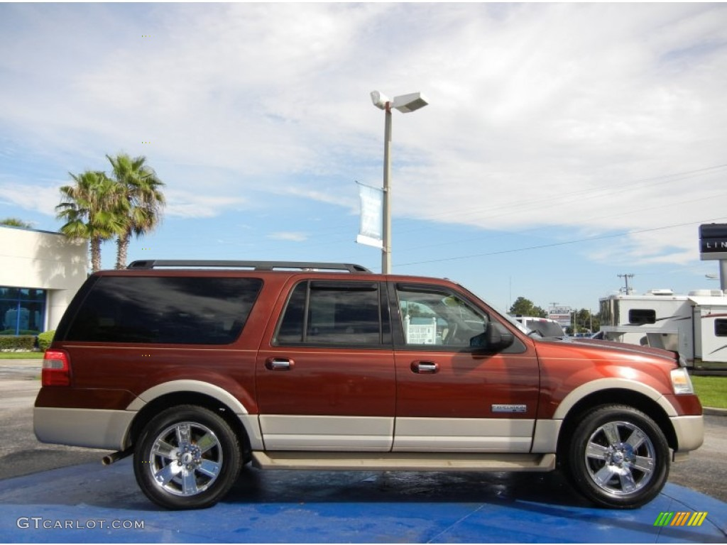 2007 Ford Expedition El Eddie Bauer Exterior Photos