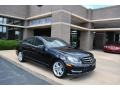 Black 2014 Mercedes-Benz C 250 Sport
