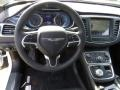 Black Steering Wheel Photo for 2015 Chrysler 200 #95456780