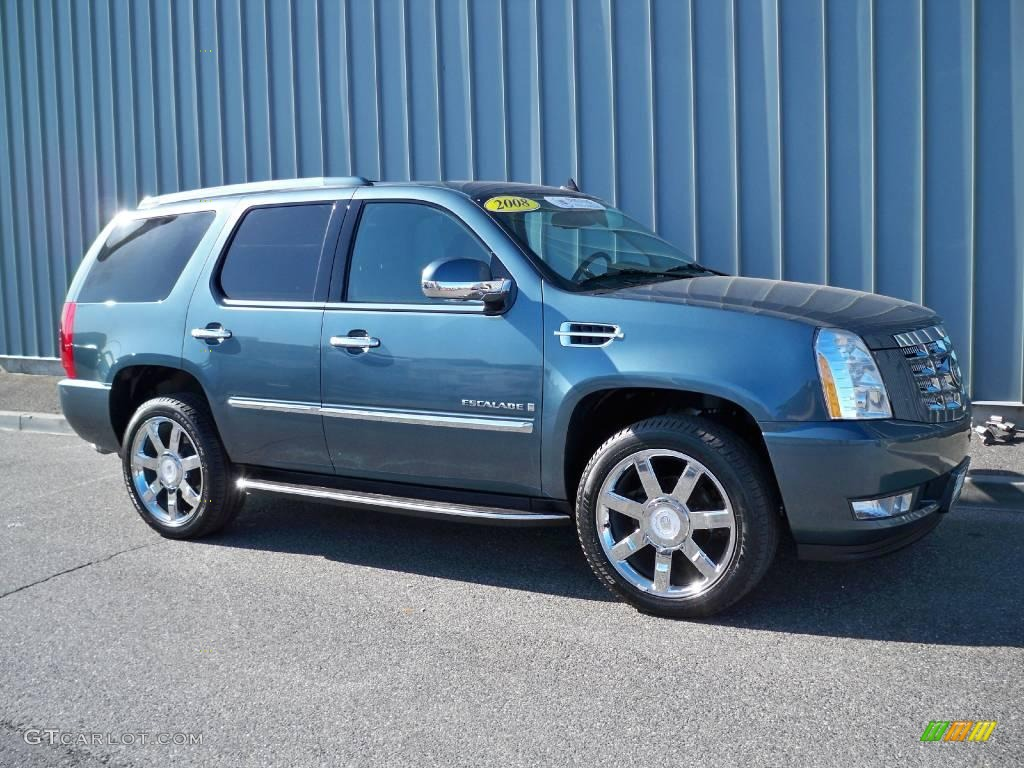 2008 stealth gray cadillac escalade awd 9105558. Black Bedroom Furniture Sets. Home Design Ideas