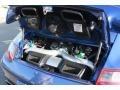2007 Porsche 911 3.6 Liter Twin-Turbocharged DOHC 24V VarioCam Flat 6 Cylinder Engine Photo