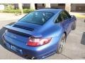 2007 Cobalt Blue Metallic Porsche 911 Turbo Coupe  photo #10