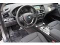 Black Interior Photo for 2015 BMW X3 #95472575