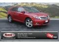 Barcelona Red Metallic 2014 Toyota Venza Gallery