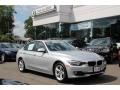 Glacier Silver Metallic 2014 BMW 3 Series 328i xDrive Sedan