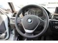 Black Steering Wheel Photo for 2014 BMW 3 Series #95482760