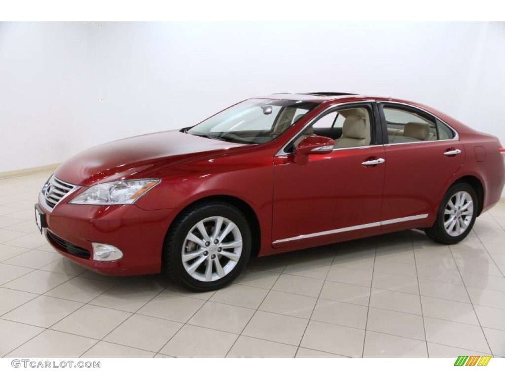 matador red mica 2012 lexus es 350 exterior photo. Black Bedroom Furniture Sets. Home Design Ideas
