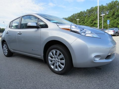 2015 nissan leaf data info and specs for 80kw ac synchronous electric motor