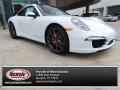 White 2014 Porsche 911 Carrera S Coupe