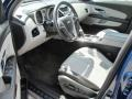 Jet Black/Light Titanium Interior Photo for 2010 Chevrolet Equinox #95508299