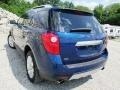 2010 Navy Blue Metallic Chevrolet Equinox LTZ AWD  photo #25