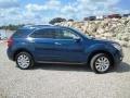 2010 Navy Blue Metallic Chevrolet Equinox LTZ AWD  photo #34