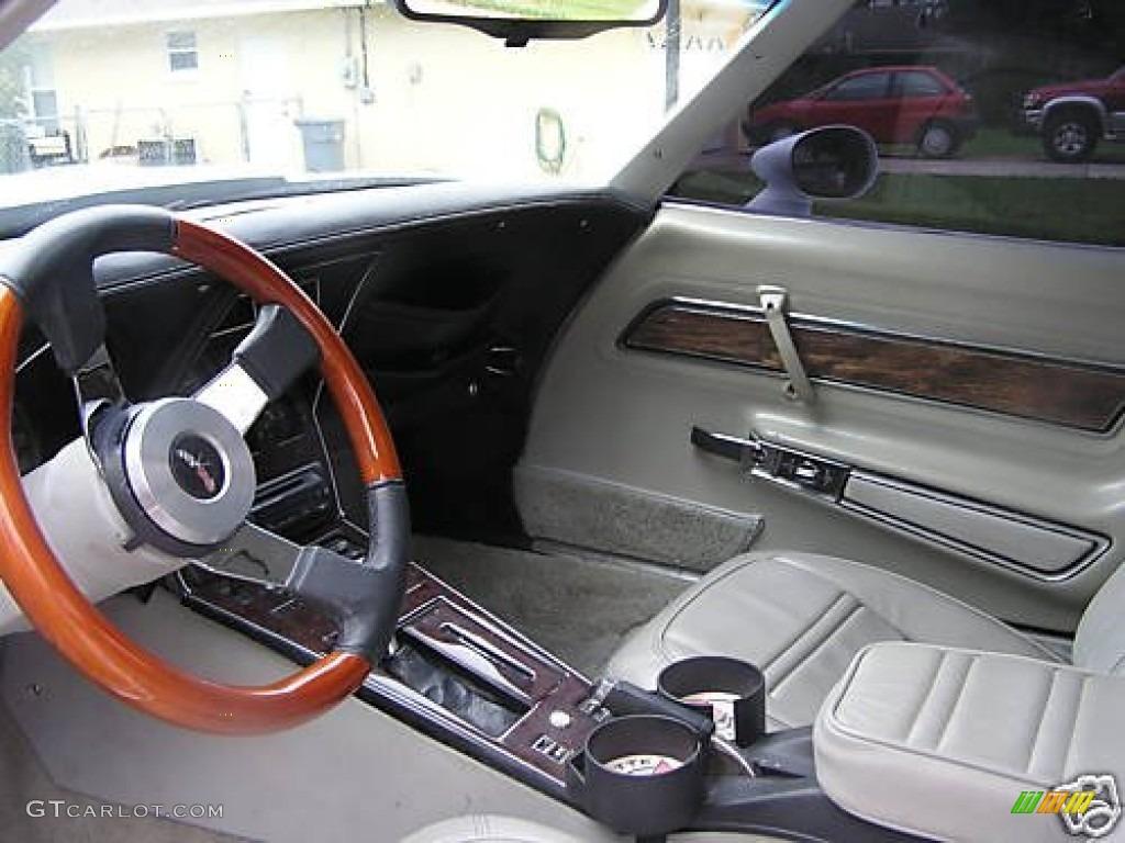 1977 Chevrolet Corvette Coupe Interior Photos Gtcarlot Com