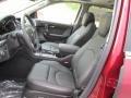 Ebony 2015 Chevrolet Traverse Interiors