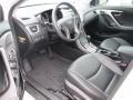 Black Interior Photo for 2013 Hyundai Elantra #95546445