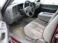 2003 Dark Carmine Red Metallic Chevrolet Silverado 1500 LS Extended Cab  photo #5