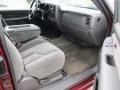 2003 Dark Carmine Red Metallic Chevrolet Silverado 1500 LS Extended Cab  photo #21