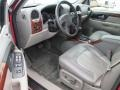 2002 GMC Envoy Medium Pewter Interior Interior Photo