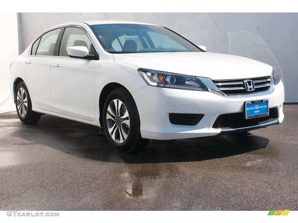 2014 white orchid pearl honda accord lx sedan 95510696 for 2014 honda accord white