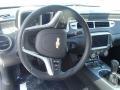 Black Steering Wheel Photo for 2014 Chevrolet Camaro #95553756