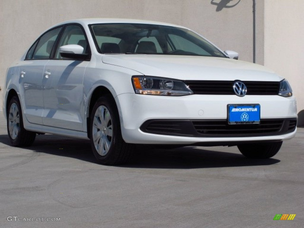 2014 pure white volkswagen jetta se sedan 95556804 photo. Black Bedroom Furniture Sets. Home Design Ideas