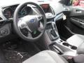 2014 White Platinum Ford Escape SE 1.6L EcoBoost 4WD  photo #3