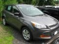 2014 Sterling Gray Ford Escape S  photo #1