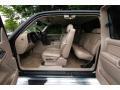 2004 Chevrolet Silverado 1500 Tan Interior Front Seat Photo