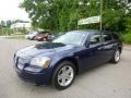 Midnight Blue Pearl 2005 Dodge Magnum SE