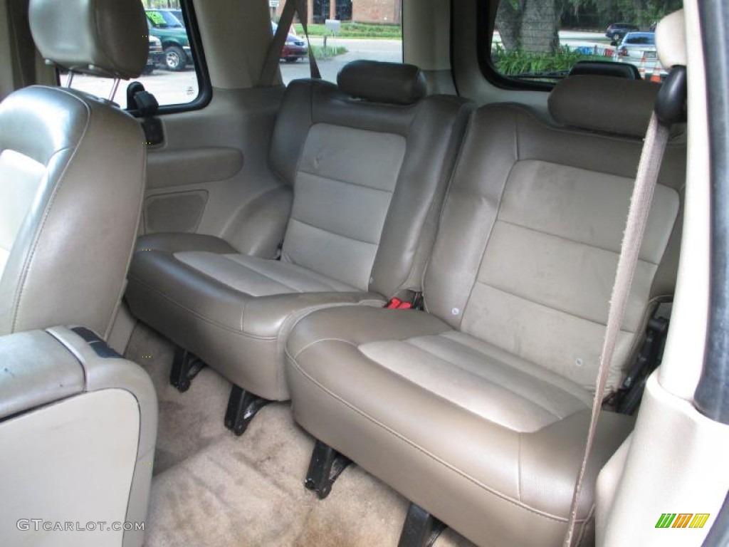 Medium Parchment Beige Interior 2003 Ford Explorer Sport XLT 4x4 Photo #95598994