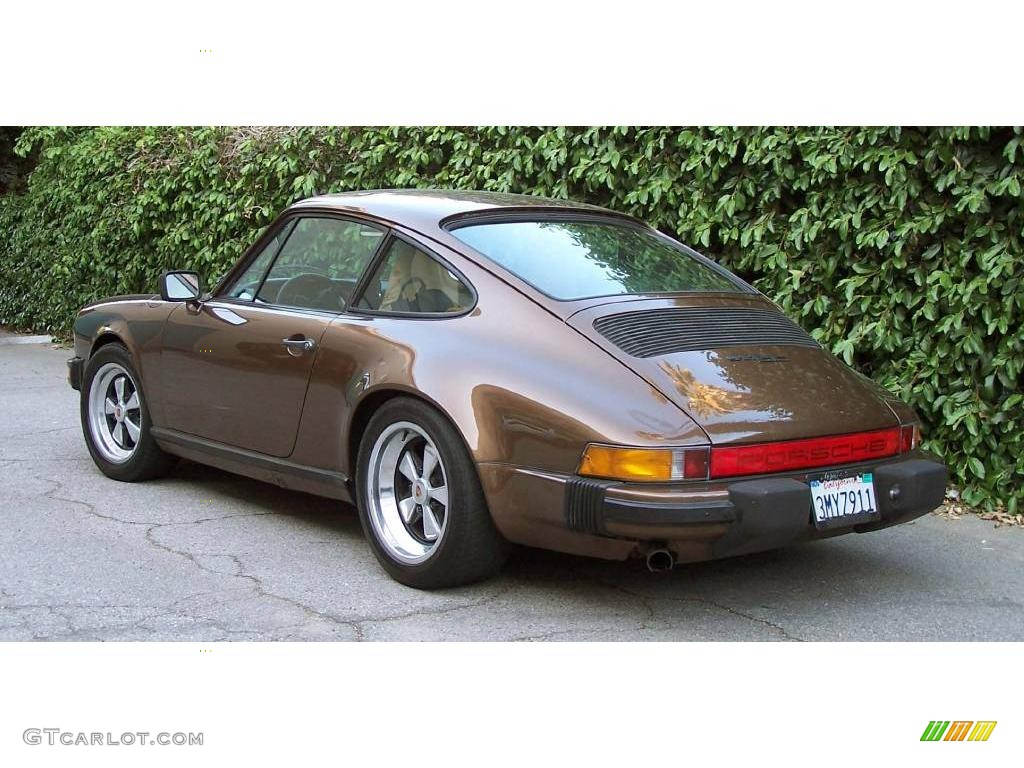 1979 bitter chocolate porsche 911 sc coupe 924598 photo 2 car color galleries. Black Bedroom Furniture Sets. Home Design Ideas