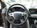 2014 Sterling Gray Ford Escape SE 2.0L EcoBoost 4WD  photo #18