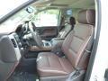 2014 Chevrolet Silverado 1500 High Country Saddle Interior Interior Photo