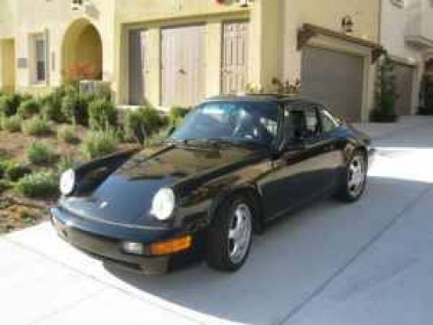 1993 Porsche 911 Carrera 4 Coupe Data, Info and Specs
