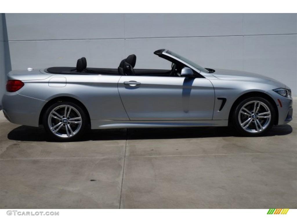 Bmw 428i Convertible 2017 >> Glacier Silver Metallic 2014 BMW 4 Series 428i xDrive Convertible Exterior Photo #95652276 ...