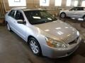 Satin Silver Metallic 2003 Honda Accord EX V6 Sedan